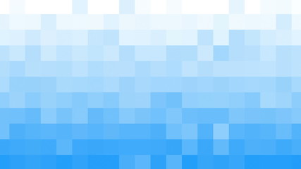 white blue mosaic tile loopable background
