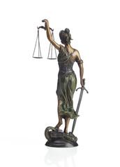 Justitia Rückseite