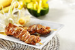 spiced chicken kebab