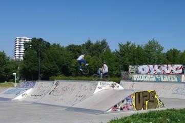 Skate park de la Poterie