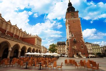 Town Hall Tower (Wieza ratuszowa w Krakowie)