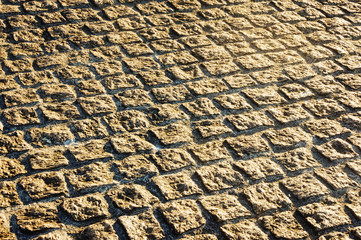 paving stone bricks
