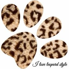 Я люблю леопардовый стиль