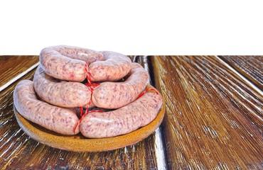 Creole sausage.