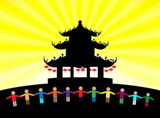 Asian unity