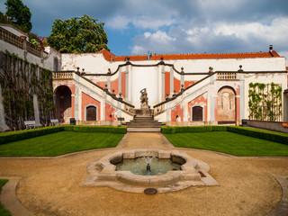 Lederburg garden