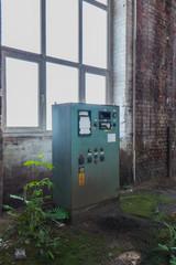 DDR Stromkasten Schaltkasten