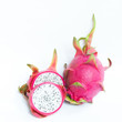 Dragon fruit isolated