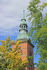 Bodenteich: Kirche St. Petri (Niedersachsen)