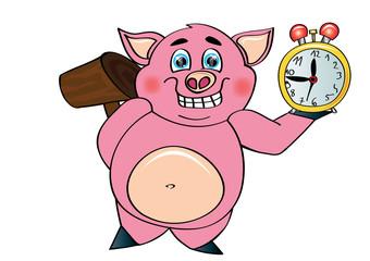 świnia,prosiak
