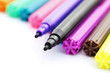 Colored felt pen