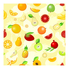 fruit seamless