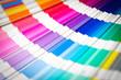Open Pantone sample colors catalogue. - 66715367