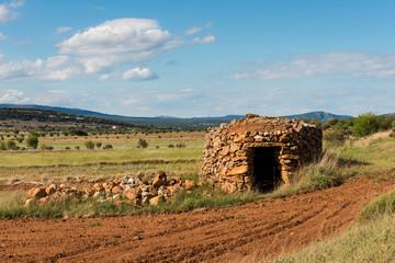 Refugio Tradicional De Pastores. España