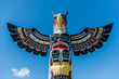 Totem pole at Duncan Vancouver island - 66717158