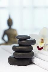 Thaimassage, Hotstones