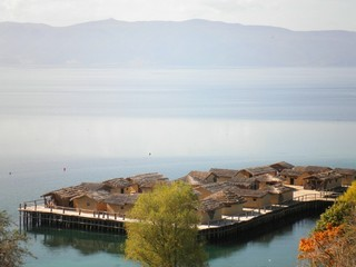 Ohrid Lake Macedonia
