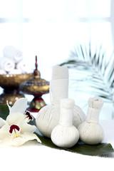 Thaimassage, Massagestempel, Massage