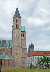 Magdeburg Kloster unser lieben Frauen & Dom