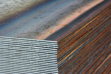 Steel mold