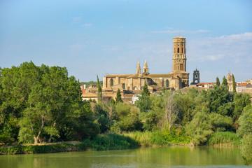 Cathédrale de Tudela, Navarre, Espagne