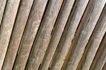 Holzbalken - Hintergrund