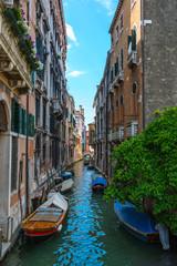 In den Gassenn von Venedig