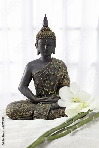 canvas print picture Buddha Statue