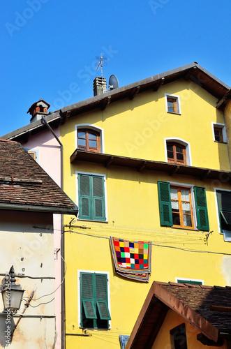 the ancient village sassello Savona, Italy