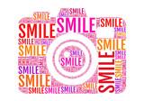 Fototapety photo camera smile, vector