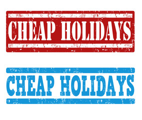 Cheap holidays stamps