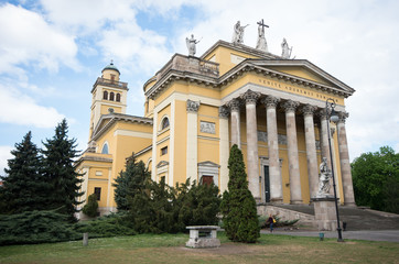 St John basilica, Eger, Hungary