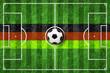 Fussballfeld