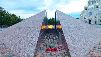 Memorial Eternal Flame