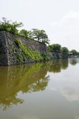 世界遺産 姫路城のお堀