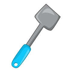 spatula or food turner isolated  illustration