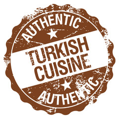 authentic turkish cuisine