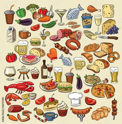 color food - 66735160