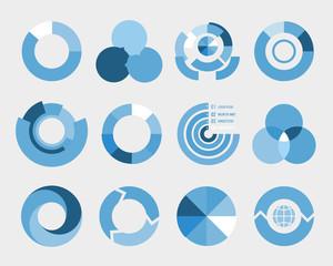 circle diagram elements
