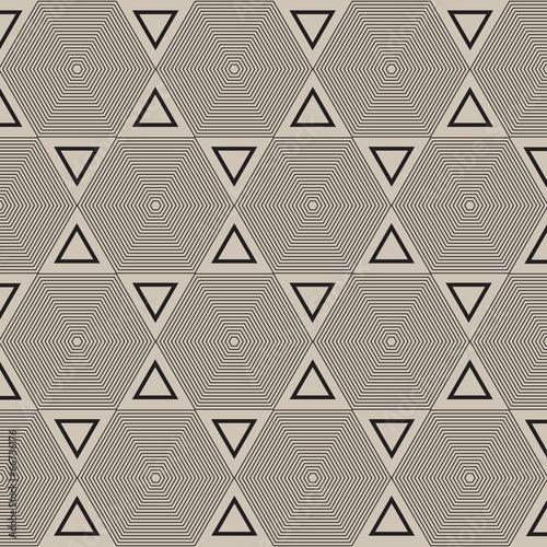 Abstract Geometric Pattern - 66736176