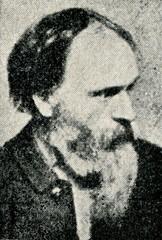 William Morris,  English designer, poet, novelist, socialist.