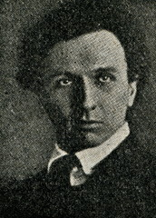 Ercole Luigi Morselli (1882-1921), Italian writer and playwright