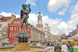 Market square, Poznan, Poland - 66742523