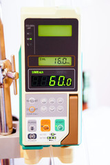 Medical Infusion Pump / IV Machine