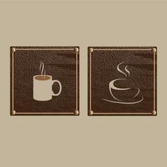 Etiquetas de café