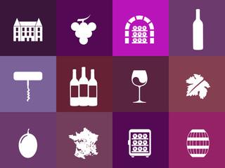 Pictos vin