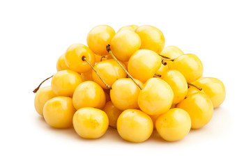 yellow cherry