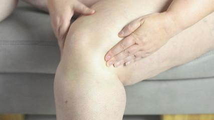 Knie Schmerzen