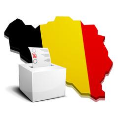 ballotbox Belgium