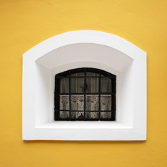 Typical alpine window
